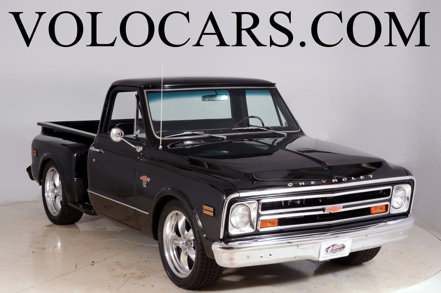 1968 Chevy Stepside Truck Pickup
