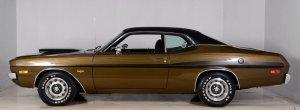1972 Dodge Dart Demon 340 for sale #79937 | MCG