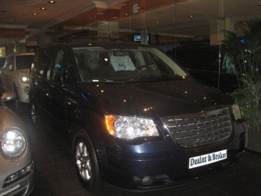Chrysler Gran Voyager