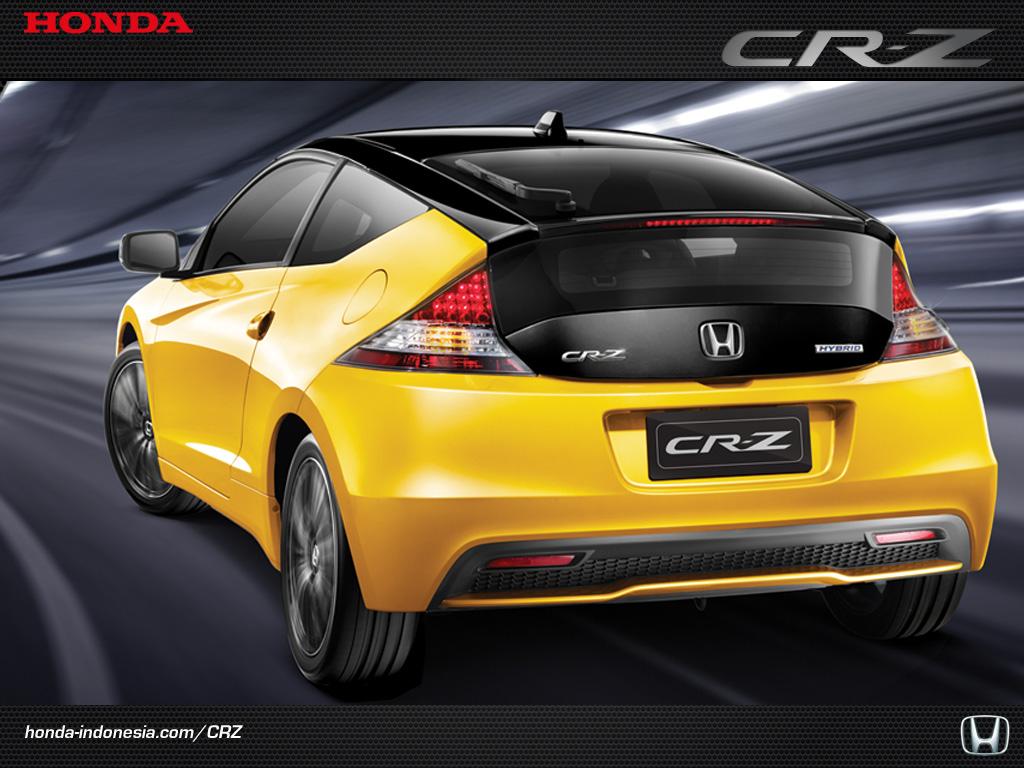 pilihan warna honda CR-Z
