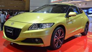 Eksterior Honda CR-Z | Jual Honda CR-Z Semarang | gambar Honda CR Z