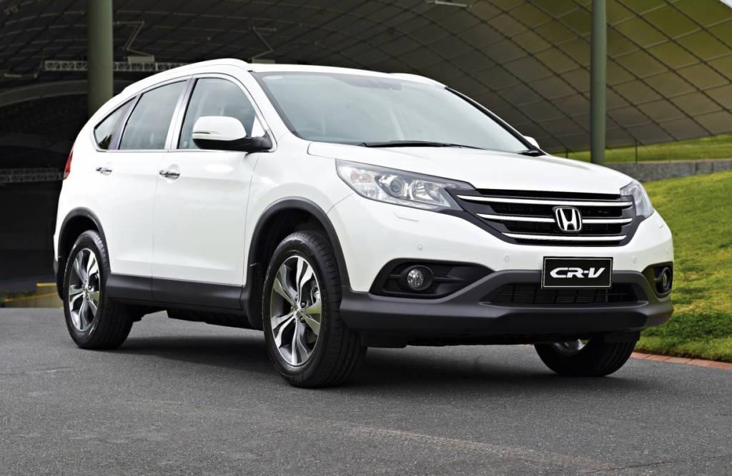 Honda CR-V Semarang