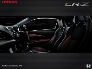 gambar interior CR-Z