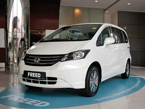 New Honda Freed Semarang | Daftar Harga Honda Freed Semarang | Jual Honda Freed Semarang | Dealer Honda Freed Semarang