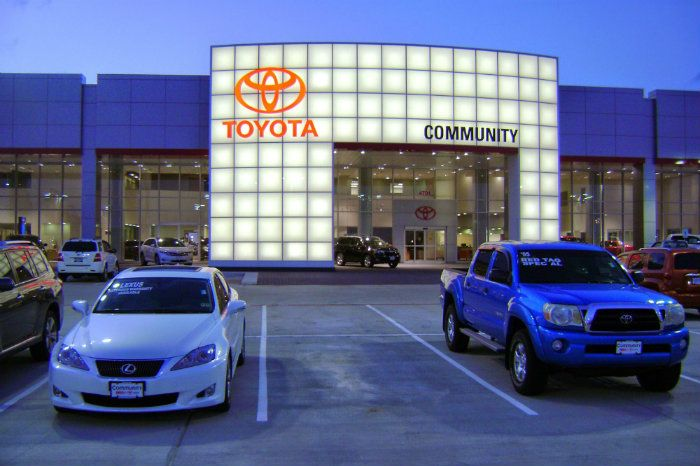 Looking for a dodge dealer near you? Toyota Dealer Serving Pasadena Tx Toyota Dealer Near Houston