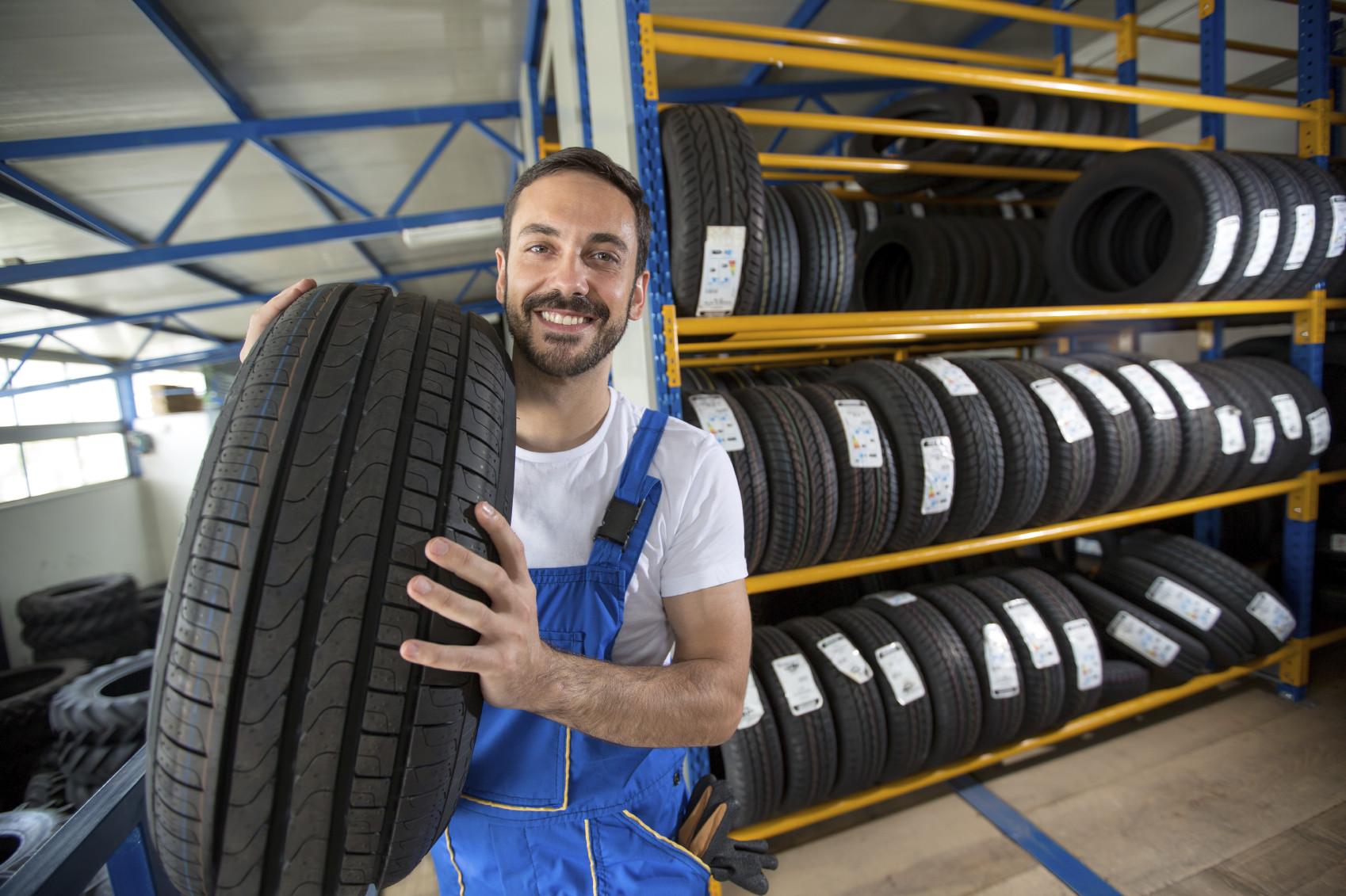 Tire Rotation Service near Stockton CA Modesto Toyota