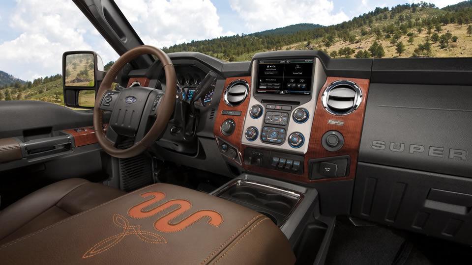 Capital Ford Carson City >> 2017 Ford F 250 Platinum Interior | Psoriasisguru.com