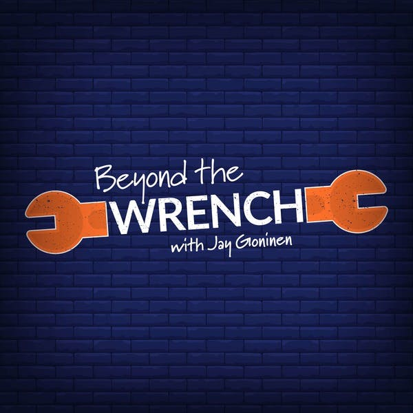 Beyond the Wrench podcast logo