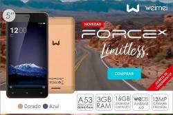 oferta lanzamiento weimei con doble whatsapp