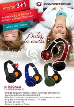 comprar auricular conceptronic en dealermarket