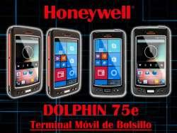 comprar terminal movil de bolsillo honeywell dolphin 75e