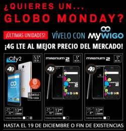 Promocion smartphone Mywigo
