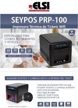 seypos prp100 impresora tickets wifi