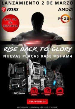 Novedad MSI AMD RYZEN en dealermarket