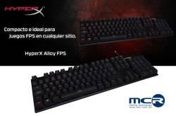 comprar Teclado mecánico HyperX Alloy FP
