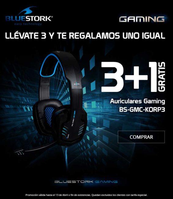 promocion auriculares bluestork