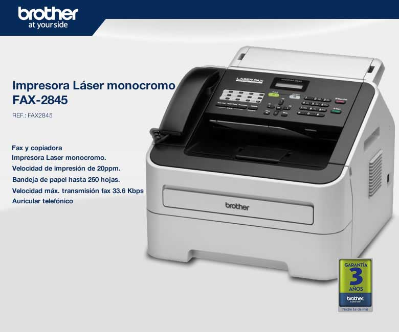 comprar Brother FAX 2845
