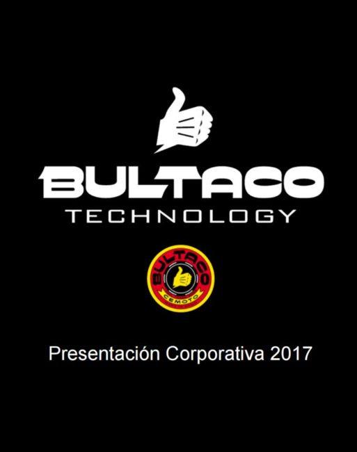 Bultaco presentacion productos