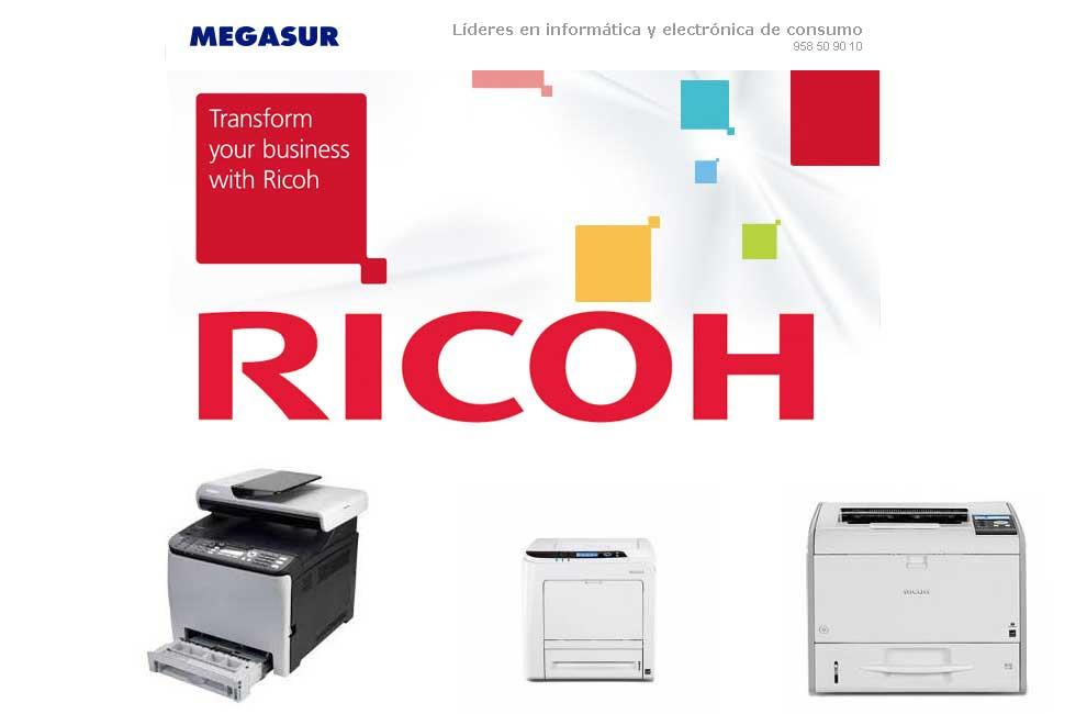 comprar impresora ricoh