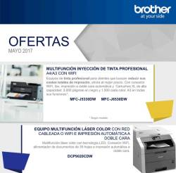 ofertas impresoras brother