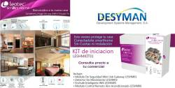 kit smarthome leotec