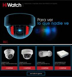 camaras seguridad ip hiwatch