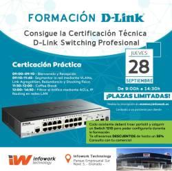 certificacion dlink