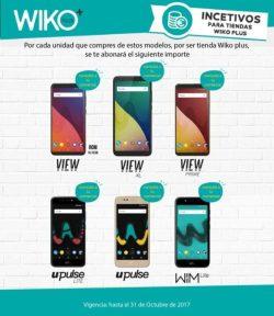 los mejores precios en wiko