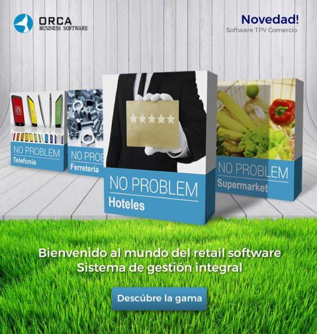 nueva gama orca business software