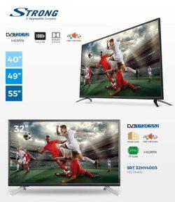 el mejor precio en TV de 40, 49 y 55 pulgadas