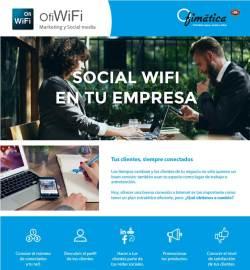 social wifi Ofimatica
