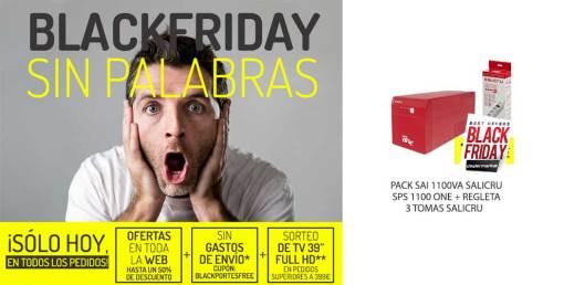 Black Friday Globomatik con un 50% de descuento