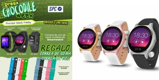 Precios Black Friday con Infowork y SPC Smartee Watch