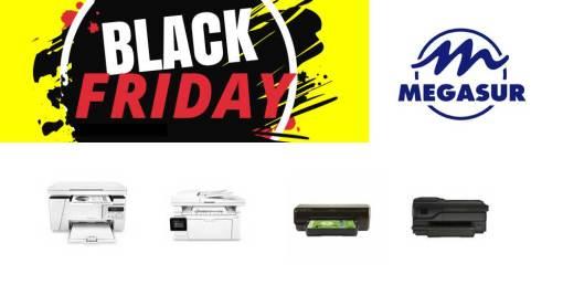 Black Friday Megasur del 20 al 28 de Noviembre