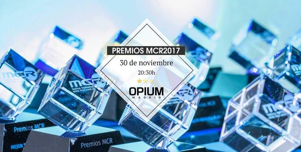 registrate a los premiso MCR 2017