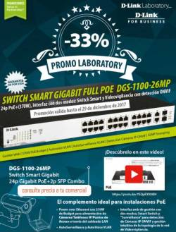 comprar switch gigabit poe