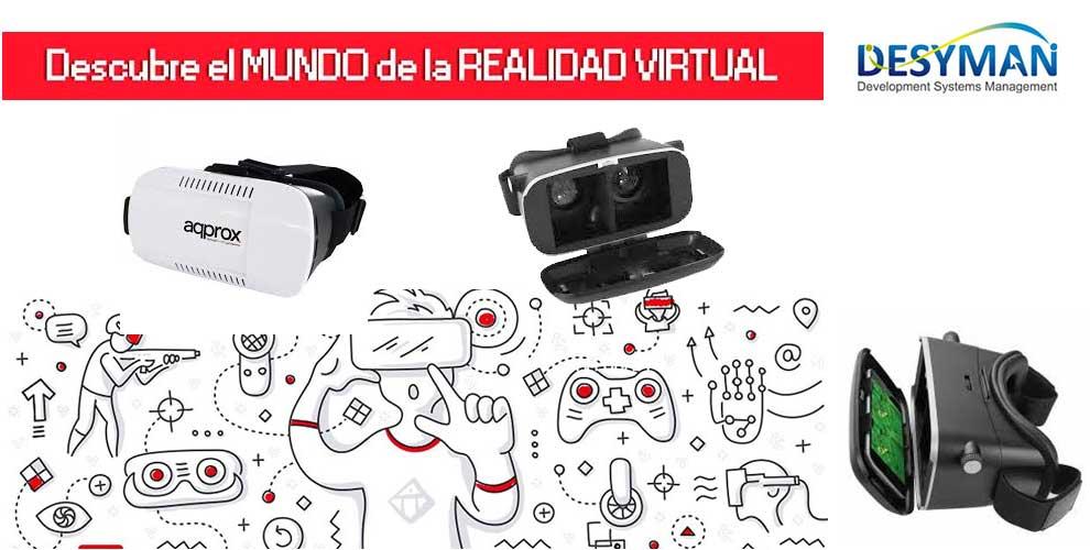 gafas realidad virtual precio