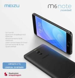 m6 note precio
