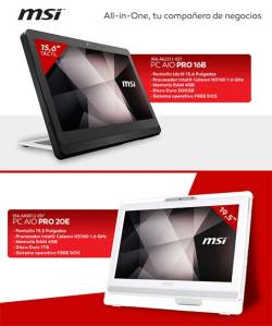 precio all in one msi