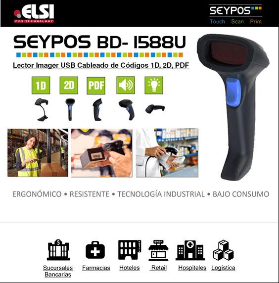 lector imager seypos BD-1588U