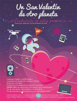San Valentin en Infowork