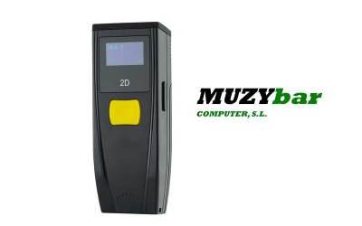 Lector MS3-2D de bolsillo en Muzybar