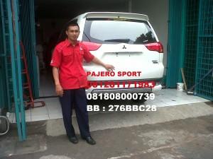 Pajero Sport EXCEED 2WD AT Limited Edition Pak Dofl Harijanto NTT Kupang