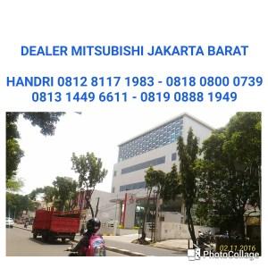 Dealer Mitsubishi Pos Pengumben Jakarta Barat