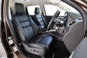 interior jok all new pajero sport