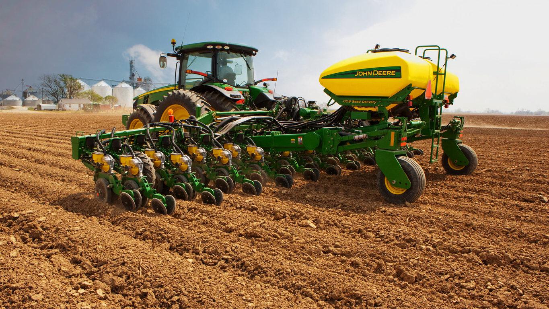 Largest John Deere Planter Available