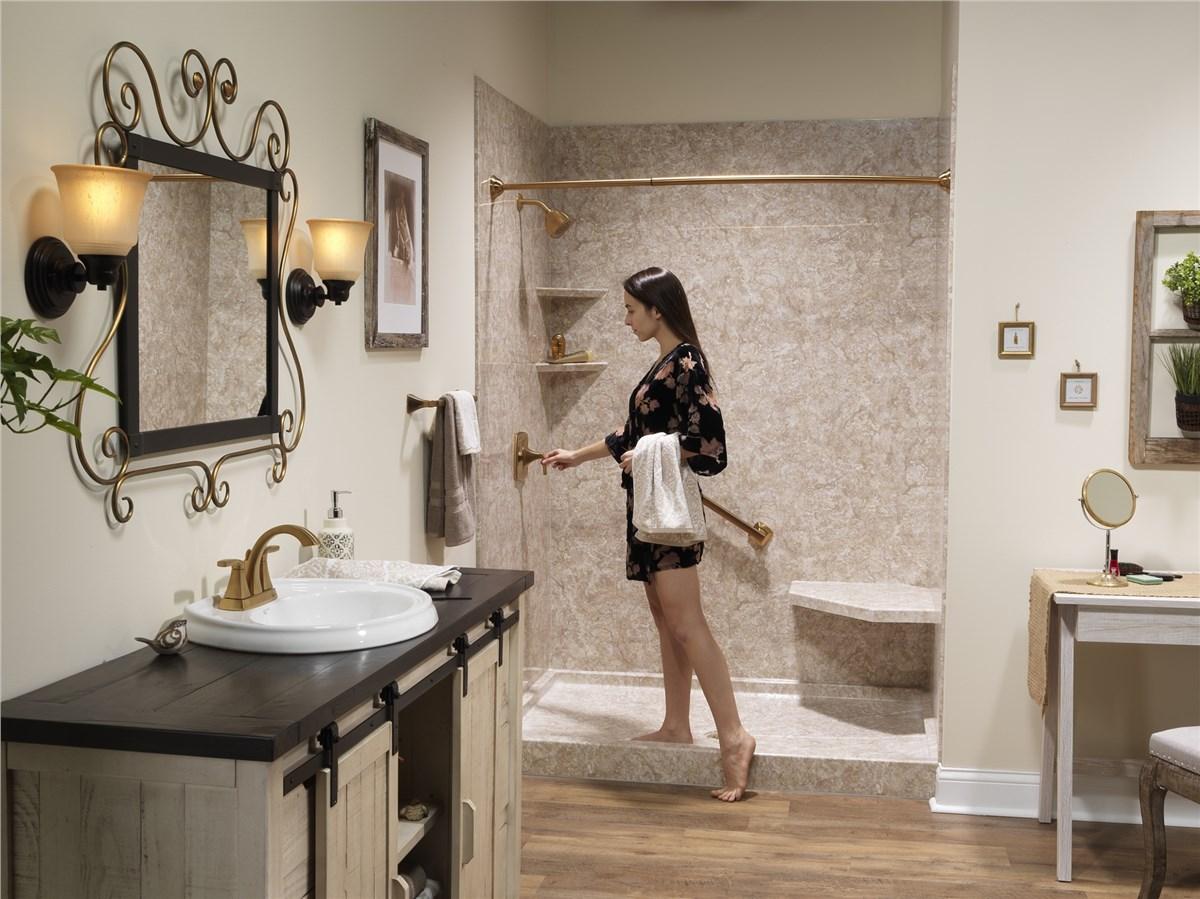 One Day Remodel | One Day Affordable Bathroom Remodel ... on Bathroom Model Design  id=40631
