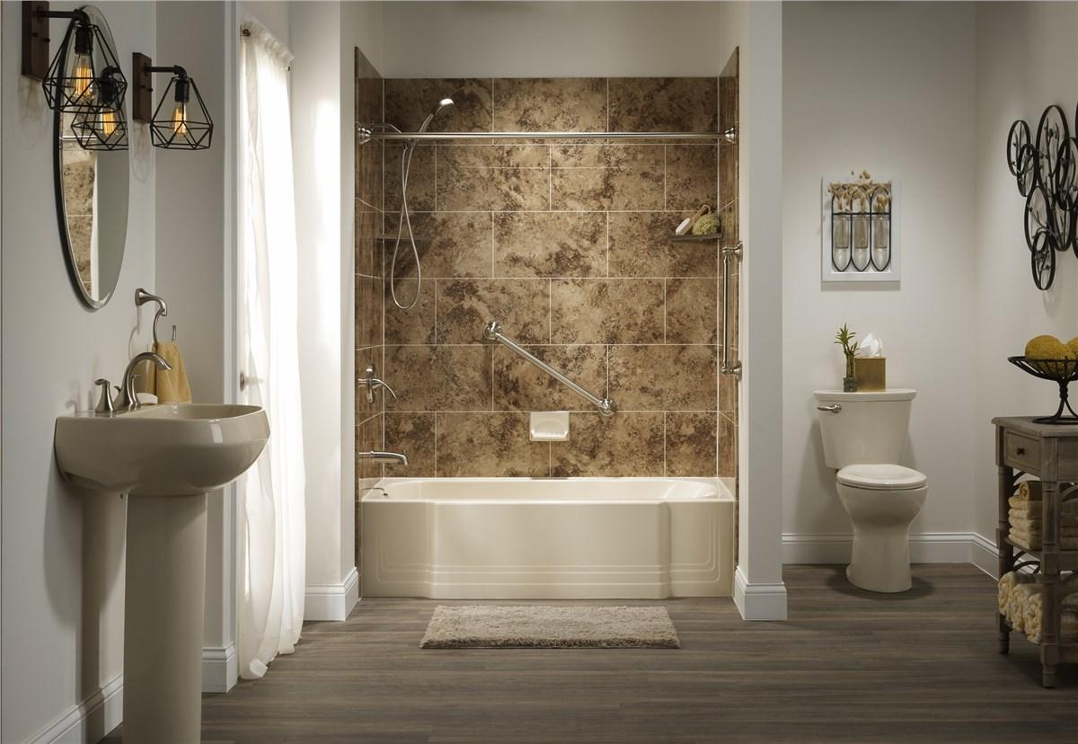 Bathroom Remodeler Gallery | Photos Bathroom Remodel ... on Restroom Renovation  id=99674