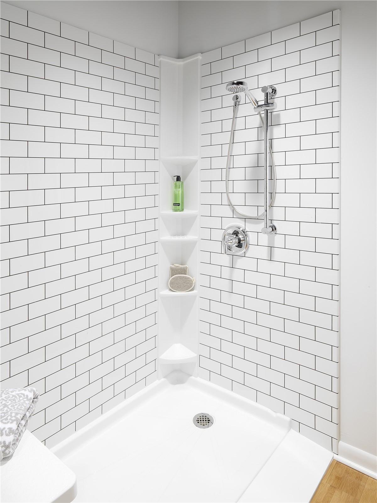 tub surrounds bath tub walls