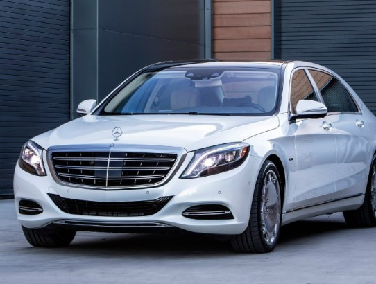 12.15.15 - 2016 Mercedes-Benz S-Class Maybach
